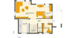 SUNSHINE 125 V5 Erdgeschoss