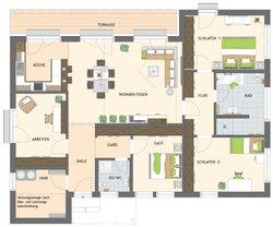 NIVO 140 - Erdgeschoss