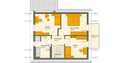 SUNSHINE 125 V2 Dachgeschoss