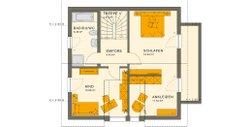 SUNSHINE 126 V5 Dachgeschoss