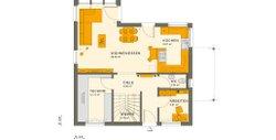 SUNSHINE 125 V2 Erdgeschoss
