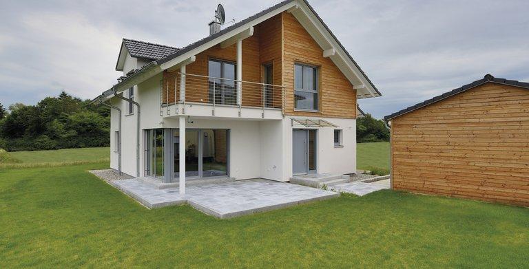 Haus Smila von Fertighaus WEISS GmbH