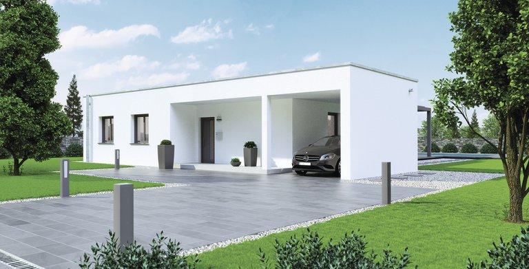 Bungalow myLife 400  von WeberHaus GmbH & Co. KG