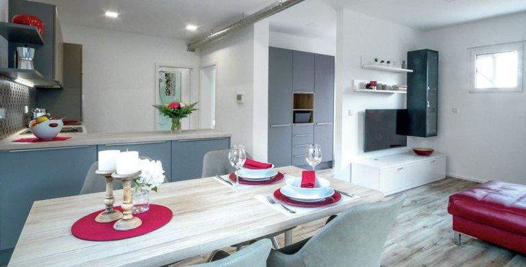 Albert Haus Singlehaus 54 - Wohnen Copyright: