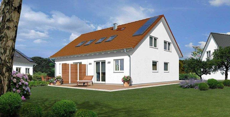 Vorschaubild Doppelhaus Behringen 116