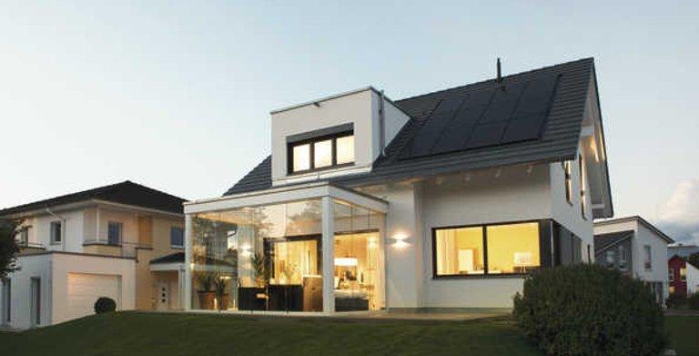 Ausstellungshaus Mannheim - Balance 250 von WeberHaus GmbH & Co. KG