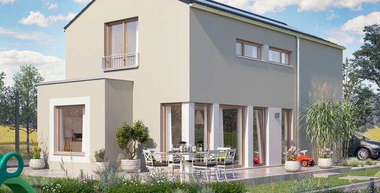 SUNSHINE 112 SD von Living Fertighaus GmbH