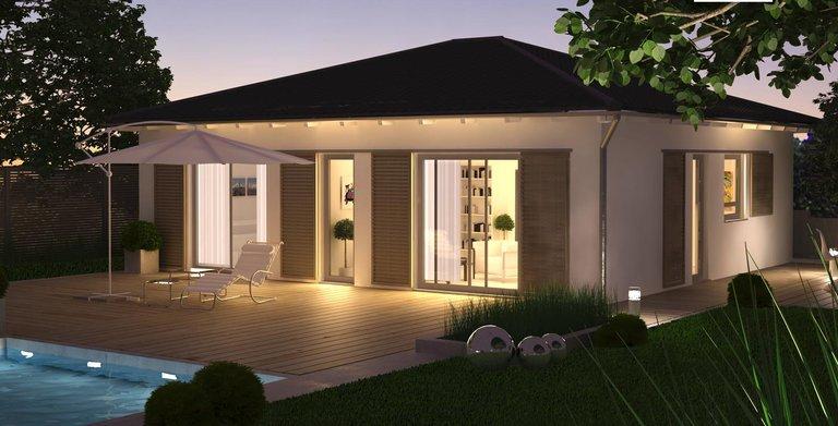 Bungalow Easy von Kern-Haus AG