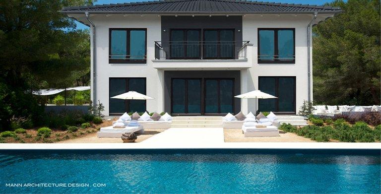 Vorschaubild Poolvilla 200