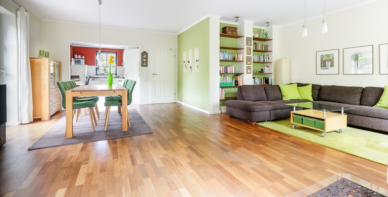 Giebelhaus 170 - Wohn- und Essbereich