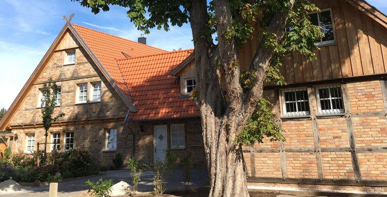 Ecke Alte Schmiede Copyright: Fuhrberger Fachwerkhaus