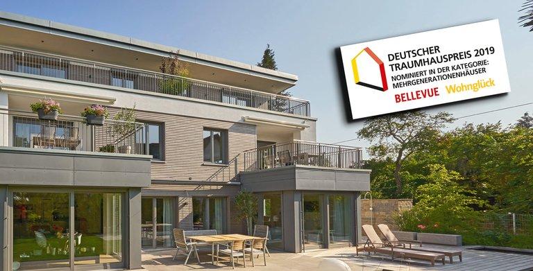 Kundenhaus Brunnthal von Sonnleitner Holzbauwerke GmbH & Co. KG