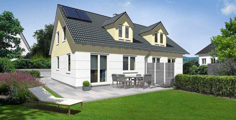 Vorschaubild Doppelhaus Duett 115