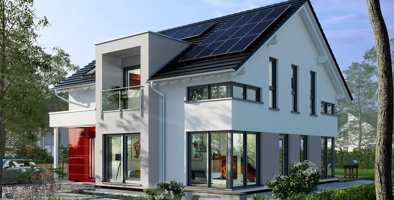 Musterhaus Fellbach von OKAL Haus GmbH