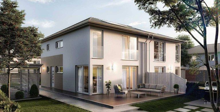 Vorschaubild Doppelhaus Aura 136