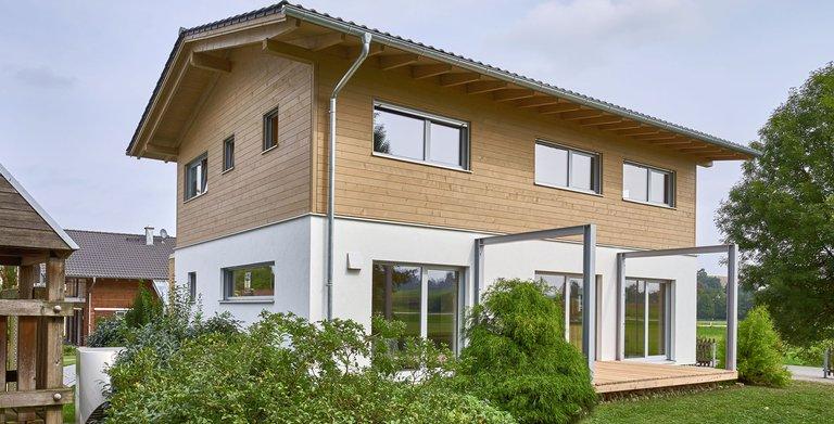 Concepthaus CASA VITA von Sonnleitner Holzbauwerke GmbH & Co. KG