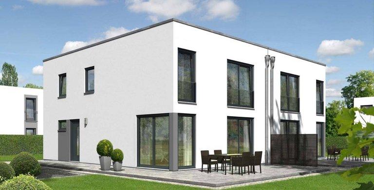 Vorschaubild Doppelhaus City 136