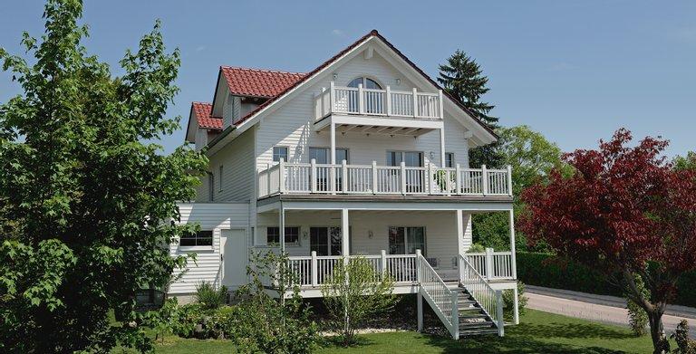 Hirt von Bau-Fritz GmbH & Co. KG, seit 1896