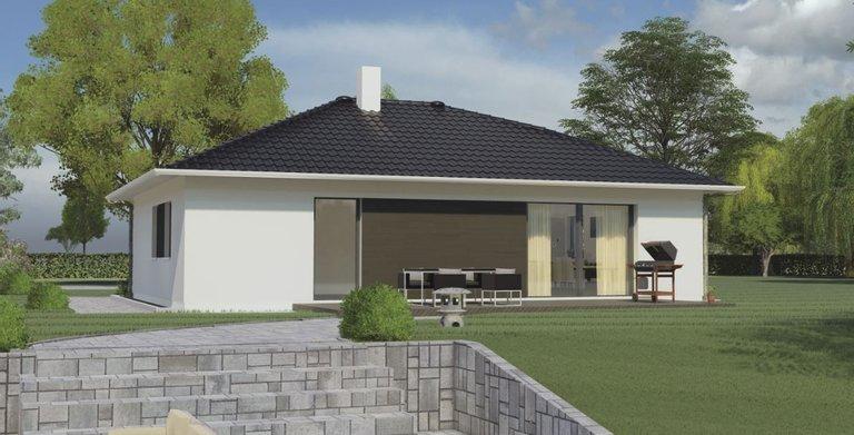 Albert Haus Winkelbungalow 110 - 3 Copyright: