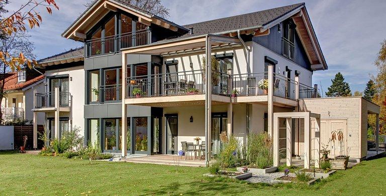 Kundenhaus GRUBER von Sonnleitner Holzbauwerke GmbH & Co. KG
