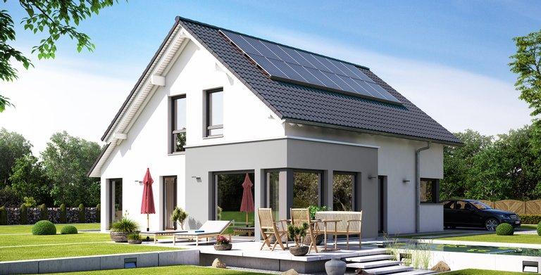 SUNSHINE 143 V3 von Living Fertighaus GmbH