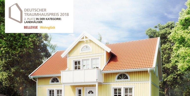 Villa Freja Lindberg von ALADOMO Schwedenhaus GmbH & Co. KG