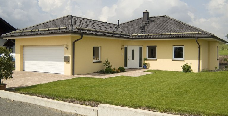 Vorschaubild Albert Haus Winkelbungalow 110