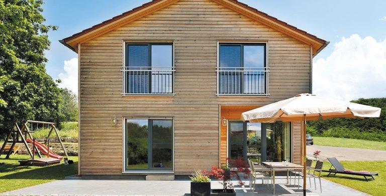 Haus Großsteinhausen von Regnauer Hausbau GmbH & Co. KG