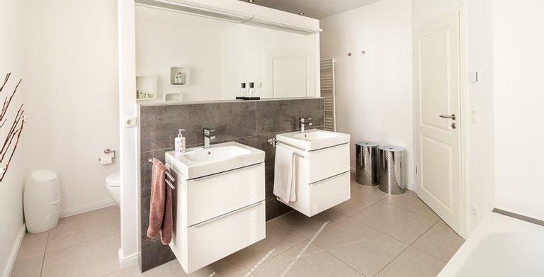 Duo Stadtvilla 160 - Badezimmer