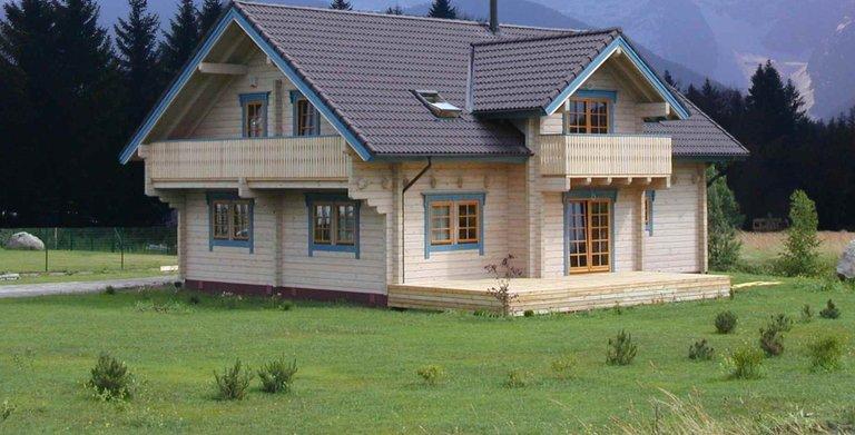 Vorschaubild Finnscania Blockhaus 224