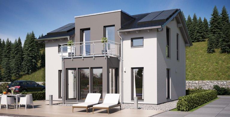 SUNSHINE 125 V4 von Living Fertighaus GmbH