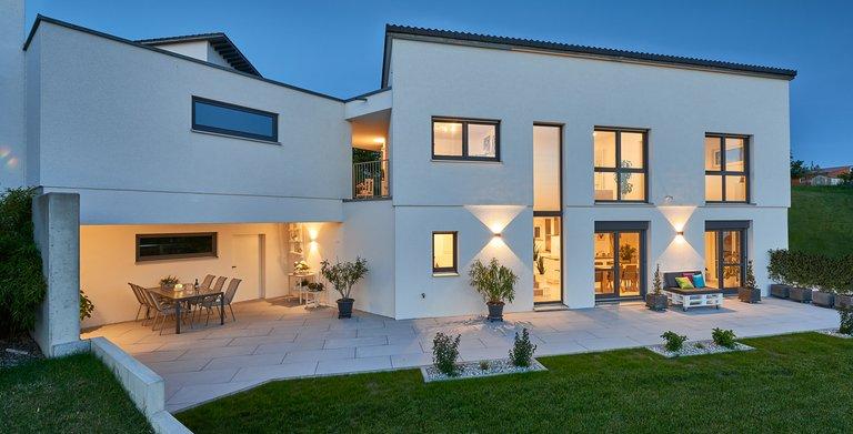 Haus Irtenkauf von Fertighaus WEISS GmbH