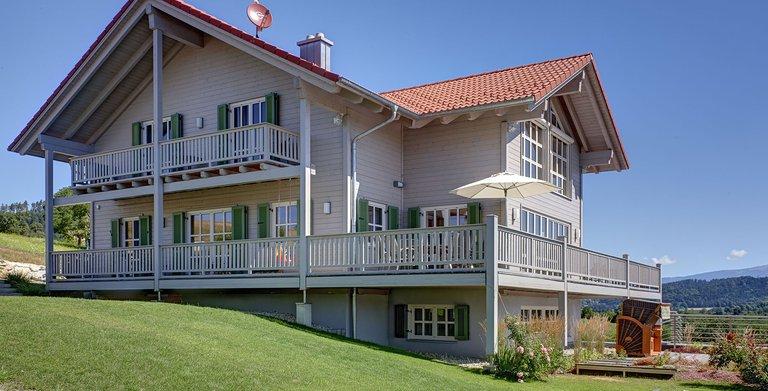 Kundenhaus ATTERGAU von Sonnleitner Holzbauwerke GmbH & Co. KG