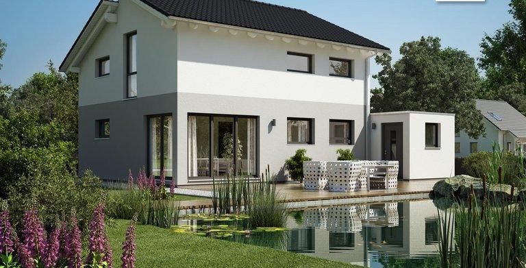 Architektenhaus Loop Pult von Kern-Haus AG