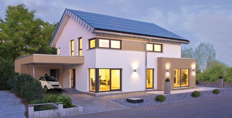 Musterhaus Future Mannheim von Fertighaus WEISS GmbH