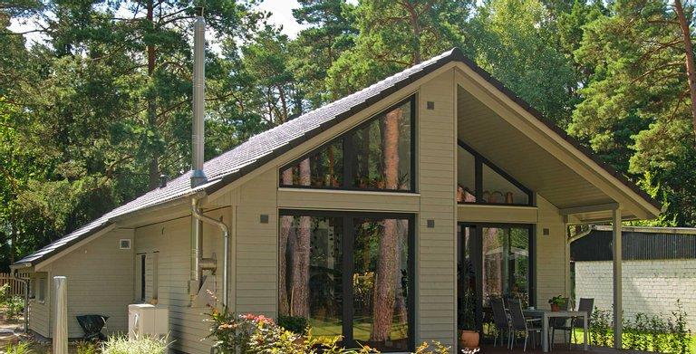 MAX-Haus Bungalow G von MAX Holzbau Unternehmensgruppe