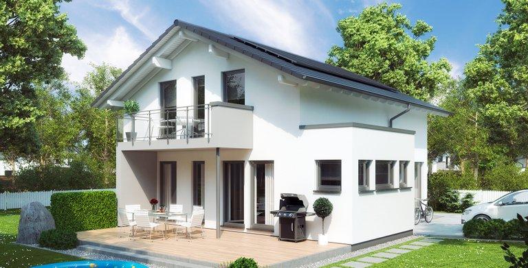 SUNSHINE 144 V5 von Living Fertighaus GmbH