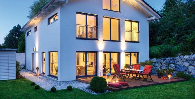 Haus Zorneding von Regnauer Hausbau GmbH & Co. KG