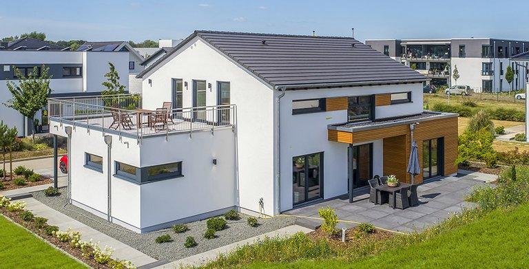 STREIF-Musterhaus Werder von STREIF Haus GmbH
