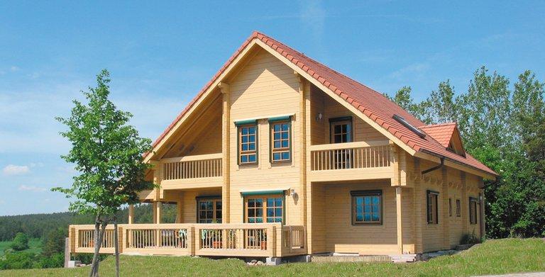 Vorschaubild Finnscania Blockhaus 264