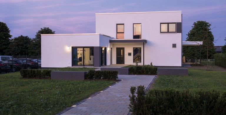 Musterhaus in Gießen mit Einliegerwohnung