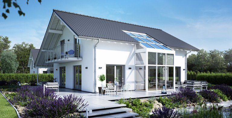Architektenhaus Luce