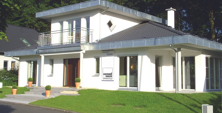 Musterhaus Bad Vilbel Copyright: Lehner Haus GmbH