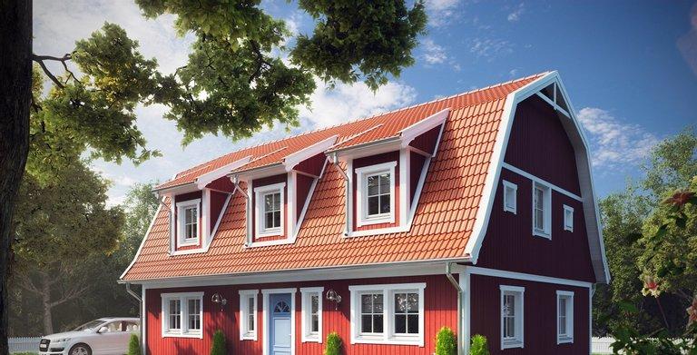 Villa Lucas Lindberg Copyright: Aladomo Schwedenhaus