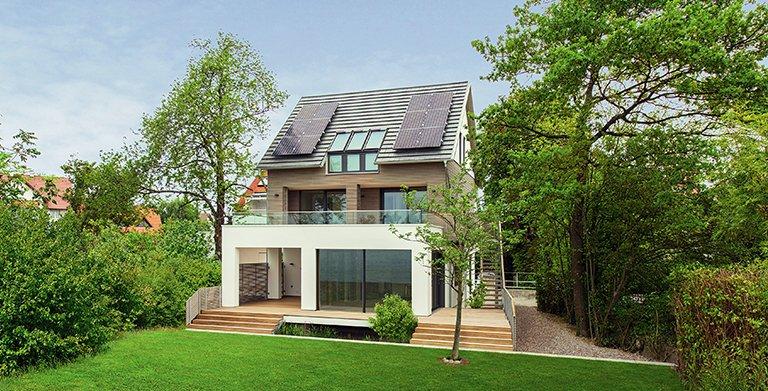 """Musterhaus """"Haus am See"""" in Langenargen"""