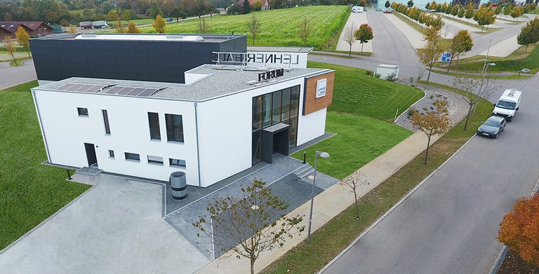 Forum Bad Waldsee Copyright: Lehner Haus GmbH