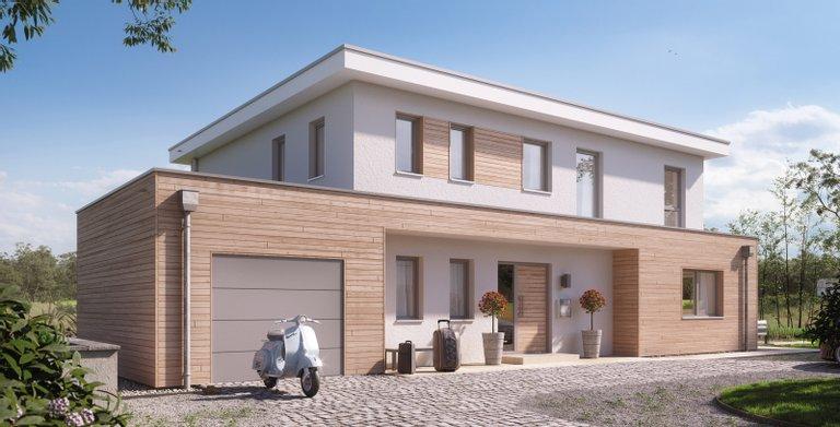 Eine Hommage an den Bauhaus-Stil