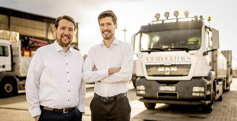 Dirk und Lars Viebrock