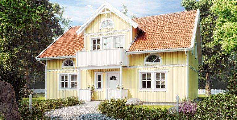 Villa Freja Lindberg Copyright: Aladomo Schwedenhaus